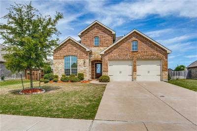 Forney Single Family Home For Sale: 761 Sycamore Trail