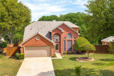 Lewisville Single Family Home For Sale: 1405 Swallow Circle