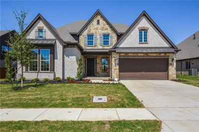 Flower Mound Single Family Home For Sale: 3008 Kingsbarns Drive