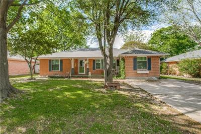 Richardson Single Family Home For Sale: 524 Frances Way