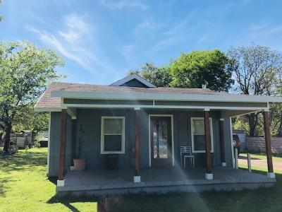 Fort Worth Single Family Home For Sale: 860 House Street