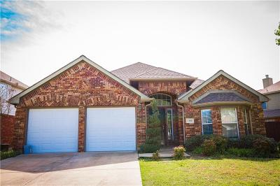 Little Elm Single Family Home For Sale: 2508 Persimmon Drive