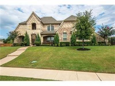 Colleyville Single Family Home For Sale: 6113 Emmas Court