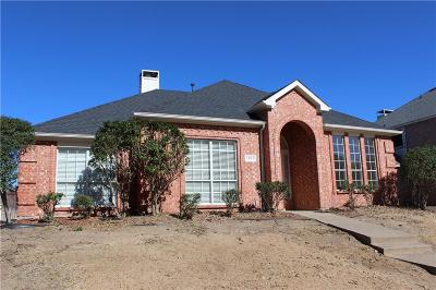 Lewisville Residential Lease For Lease: 1361 Prairie Drive