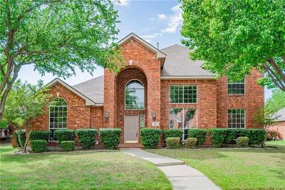 Allen Single Family Home For Sale: 505 Halyard Drive