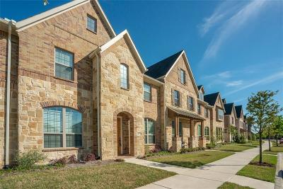 Carrollton Townhouse For Sale: 4690 Dozier Road #C