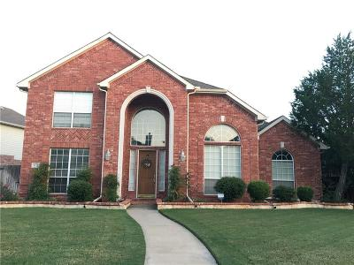 Richardson Single Family Home For Sale: 4136 Elk Springs Trail