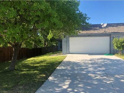 Carrollton Residential Lease For Lease: 2205 Heritage Circle