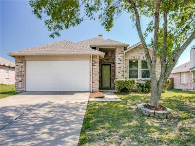 Wylie Single Family Home For Sale: 1005 Chilton Drive