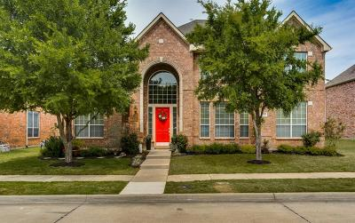 Frisco Single Family Home Active Option Contract: 3630 Vanguard Drive