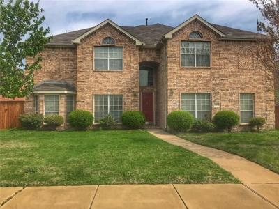 Frisco Residential Lease For Lease: 13638 Lincolnshire Lane