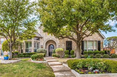 Frisco Single Family Home For Sale: 10817 Silver Dollar Drive