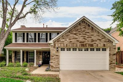 Flower Mound Single Family Home For Sale: 1625 River Birch Drive