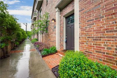 Dallas County Townhouse For Sale: 3241 Hugo Pl