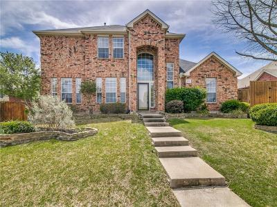 Rowlett Single Family Home For Sale: 5410 Somerset Drive
