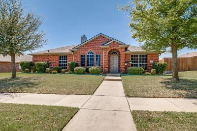 Rockwall Single Family Home For Sale: 2761 Chalmers Court
