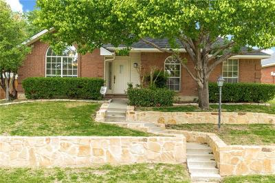 Carrollton Single Family Home Active Option Contract: 1422 Mapleview Drive