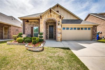 Rowlett Single Family Home For Sale: 5713 Petunia Lane