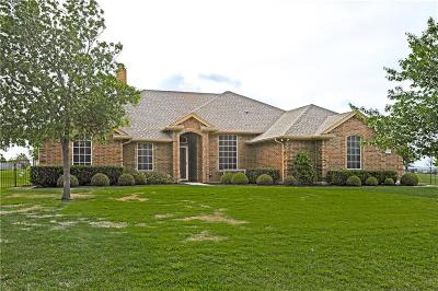 Haslet Single Family Home Active Option Contract: 2624 Taner Circle