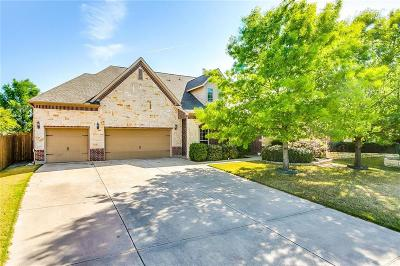 Burleson Single Family Home For Sale: 1216 Clairemont Lane
