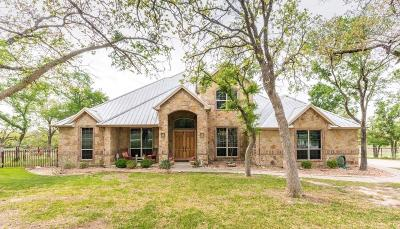 Weatherford Single Family Home For Sale: 137 Silver Saddle Circle