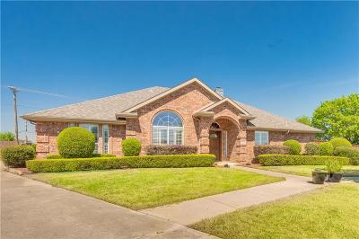 Rowlett Single Family Home For Sale: 3418 Summer Solstice