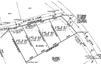Burleson Residential Lots & Land For Sale: V/L Bairds Lane
