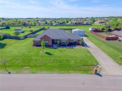 Denton County Single Family Home For Sale: 849 Fairview Drive