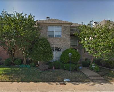 Dallas Single Family Home Active Option Contract: 6163 Cupertino Trail