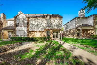 Arlington Townhouse Active Option Contract: 2406 Long Ridge Lane