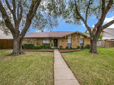 Richardson Single Family Home For Sale: 1206 Westminster Drive
