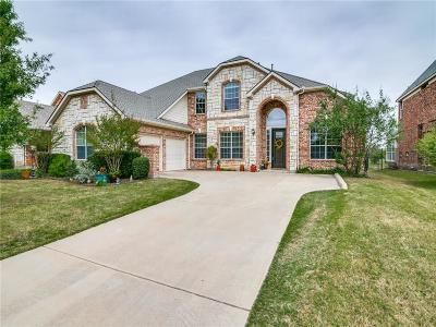 Rowlett Single Family Home For Sale: 10402 River Bend Drive