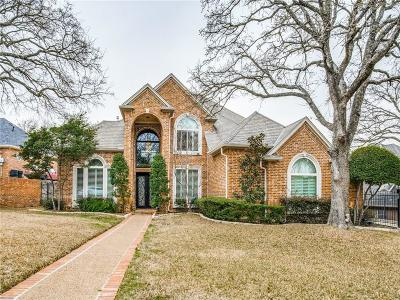 Arlington Single Family Home Active Option Contract: 3014 Iron Stone Court