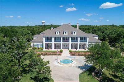 Flower Mound Single Family Home For Sale: 4500 Tour 18 Drive