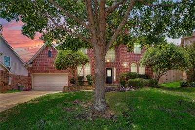 Grapevine Single Family Home Active Option Contract: 104 Sycamore Court