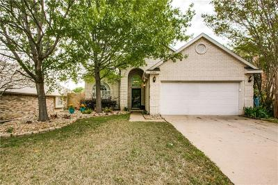 Flower Mound Single Family Home Active Option Contract: 2508 Centenary Drive