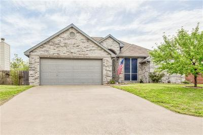 Rockwall Single Family Home Active Option Contract: 3716 Sycamore Lane