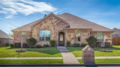 Royse City Single Family Home Active Option Contract: 1408 High Meadow Drive