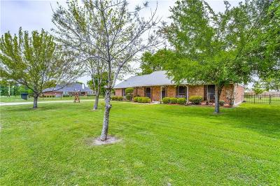 Terrell Single Family Home Active Option Contract