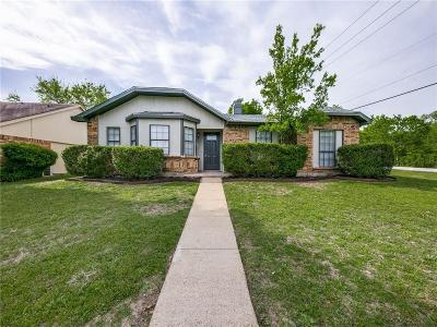 Desoto Single Family Home Active Option Contract: 1056 Granite Lane