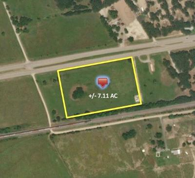Angus, Barry, Blooming Grove, Chatfield, Corsicana, Dawson, Emhouse, Eureka, Frost, Hubbard, Kerens, Mildred, Navarro, No City, Powell, Purdon, Rice, Richland, Streetman, Wortham Commercial Lots & Land For Sale: 13014 E State Hwy 31