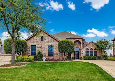 Rockwall Single Family Home For Sale: 2430 Water Way