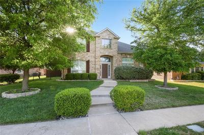 Collin County Single Family Home For Sale: 7357 Creekmere Drive
