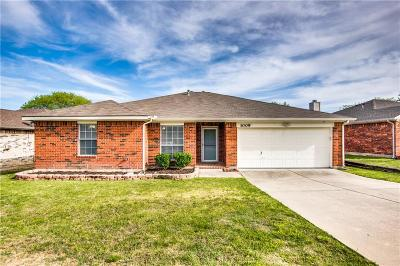 Mckinney Single Family Home Active Option Contract: 1009 Barkridge Drive