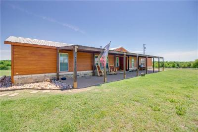 Waxahachie Single Family Home Active Option Contract: 245 Spring Lake Circle