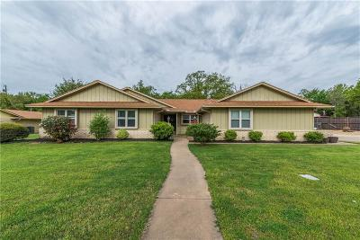 Denison Single Family Home For Sale: 341 Spring Valley Drive