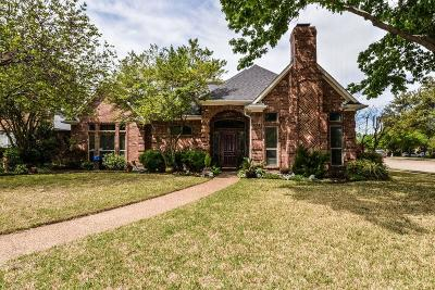 Coppell Single Family Home For Sale: 169 Asher Court