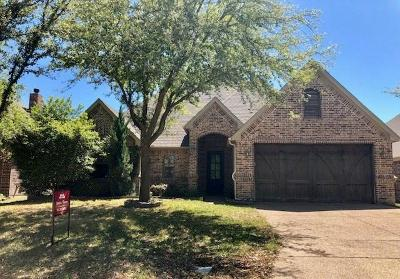 Willow Park Single Family Home Active Option Contract: 113 Muirfield Drive