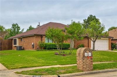 Flower Mound Single Family Home Active Option Contract: 2109 Winslow Avenue