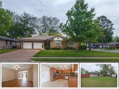 Irving Single Family Home Active Option Contract: 602 Lynn Drive W